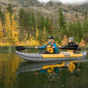 Thuyền Kayak Advanced Elements Island Voyage 2 Inflatable Lifestyle