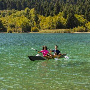 Thuyền Kayak Aqua Marina Tomahawk AIR-K 440 2 người Lifestyle