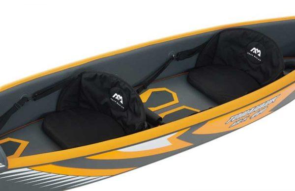 Thuyền Kayak Aqua Marina Tomahawk AIR-K 440 Features